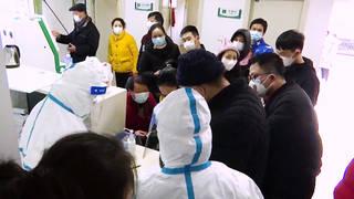 H2 33 million lockdown chinese cities coronavirus outbreak spreads