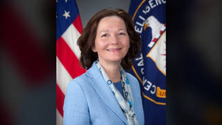 H6 gina haspel almost quits
