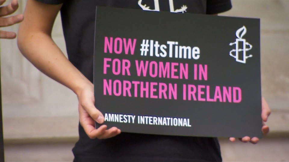 Supreme Court rejects NI abortion law appeal