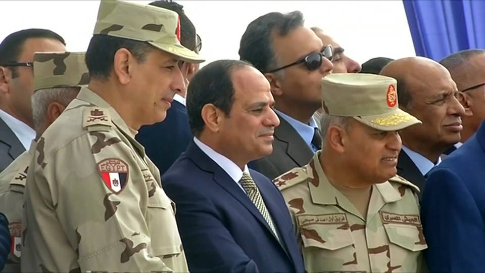H9 sisi egypt