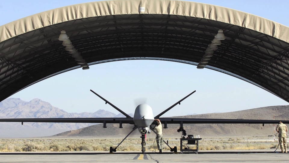 H16 creech drone