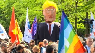 H05 trump brussels protest
