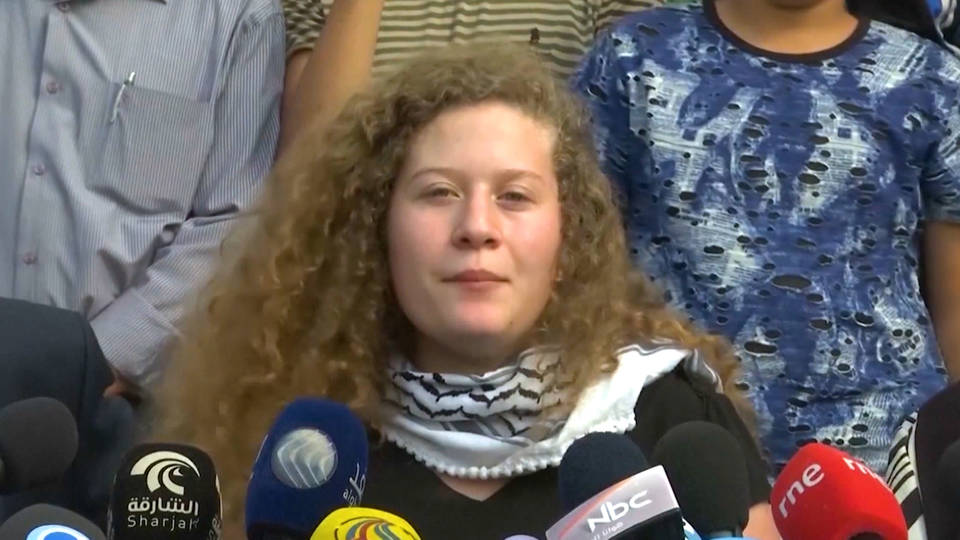 H10 ahed tamimi freed