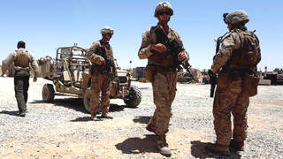 H15 us soliders afghanistan
