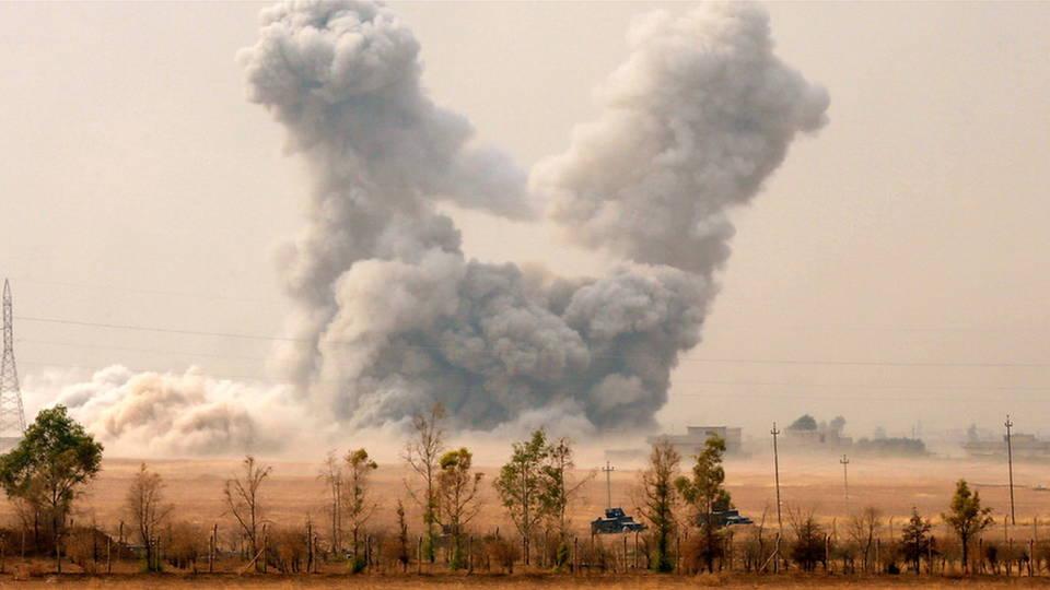 H05 us airstrike mosul