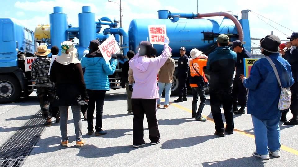 2okinawa protest