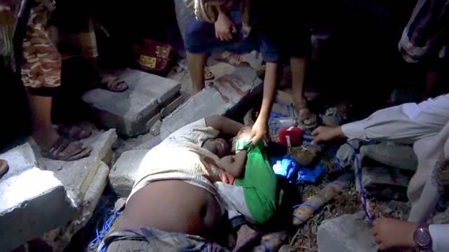 H1 yemen wedding airstrike