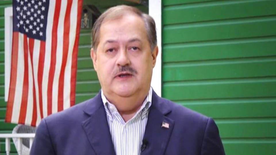 H7 ex con coal baron don blankenship leads west virginia senate polls