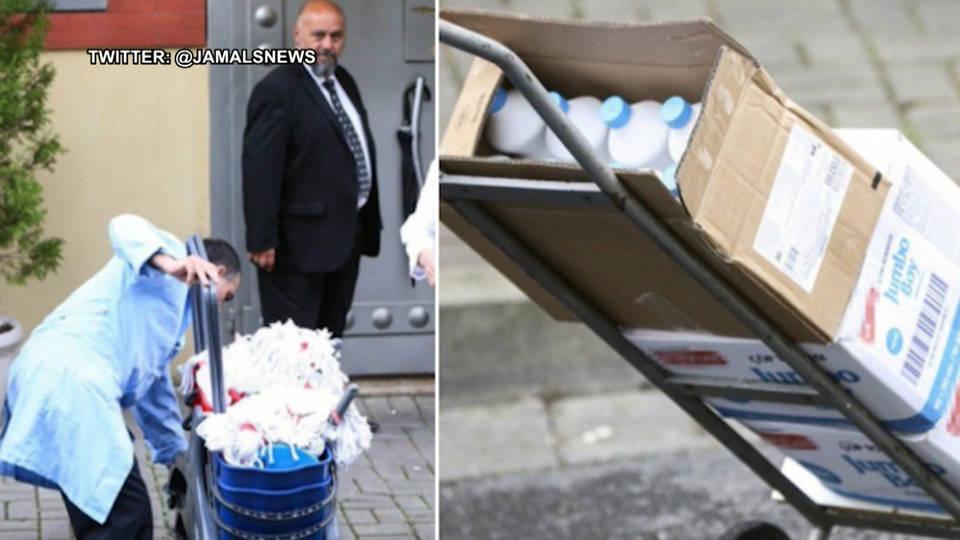 H1 saudi cleaners