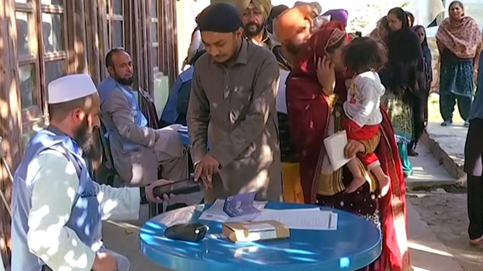 H5 afghans voting