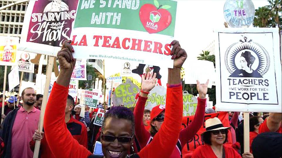 H14 la teachers union