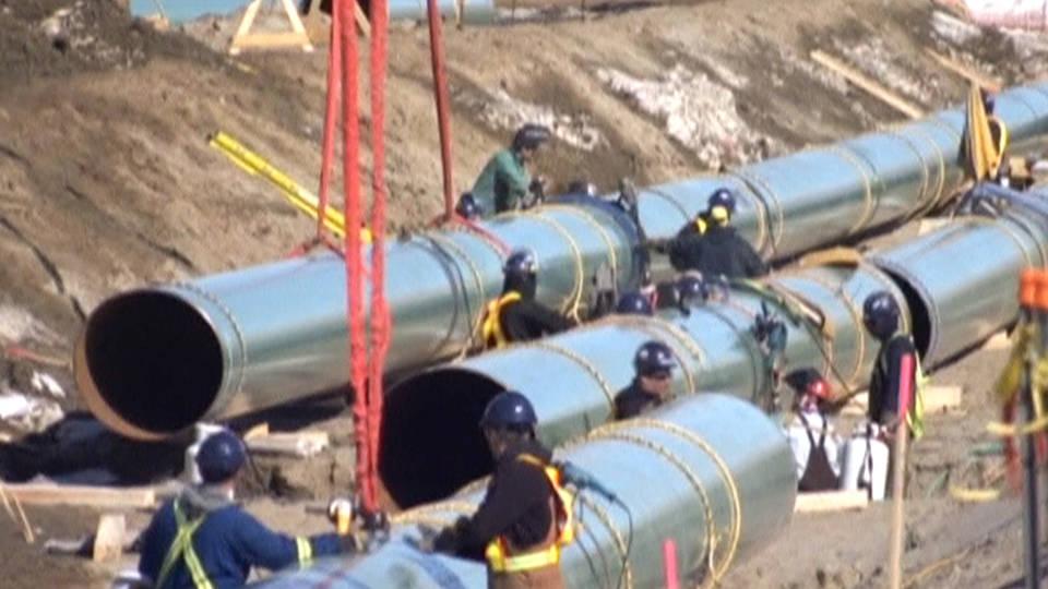 H11 trump exec pipeline projects
