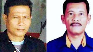 H9 two indonesian journalist found dead illegal palm oil plantation maraden sianipar martua siregar sumatra deforestation climate change