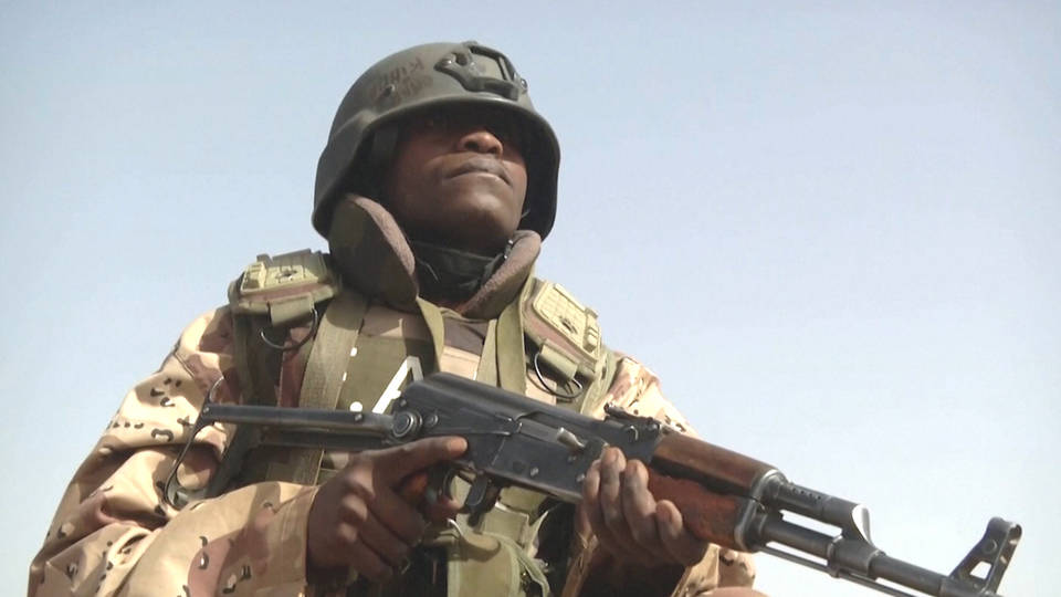 H3 niger military troops attacked islamic militants africa