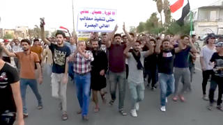 H12 iraq protests