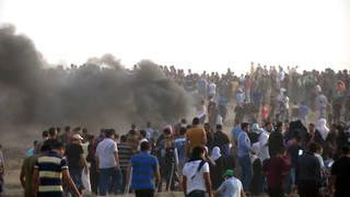 H6 gaza violence