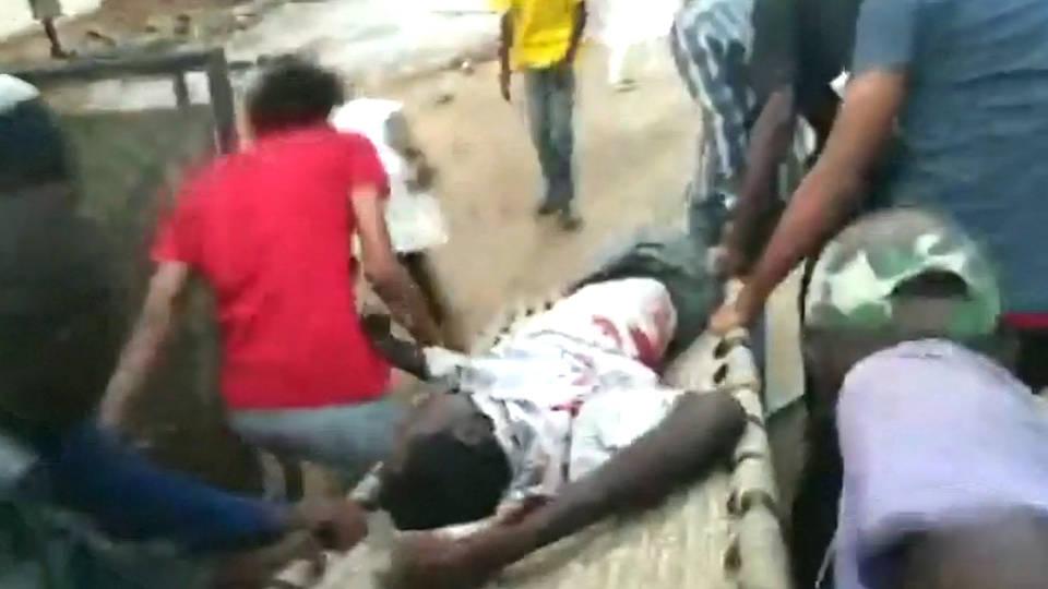 H5 sudan military kills protesters khartoum