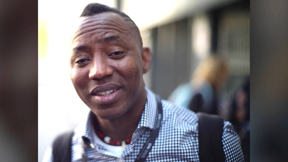 H7 nigeria journalist omoyele sowore trial journalist not guilty plea treason sahara reporters revolution now buhari