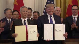 H5 trump china trade deal phase 1 trade war