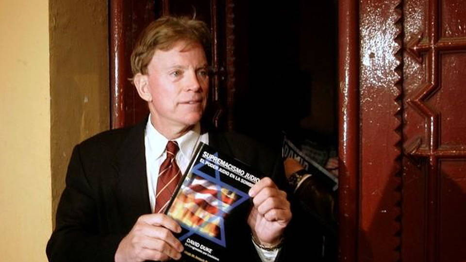 Galerry  the Campaign Trail with Former KKK Leader David Duke Video ABC News
