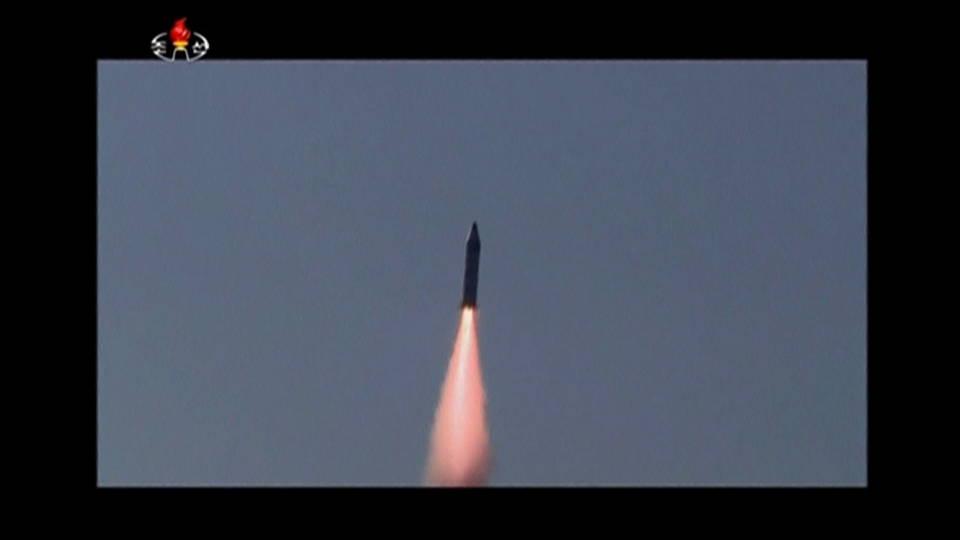 H06 north korea missile
