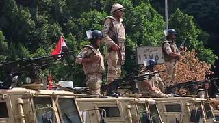 H09 egypt army
