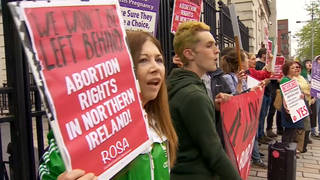 H15 northern ireland abortion rights