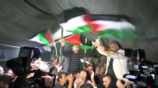 H7 palestinians celebrate