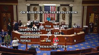 H1 house resolution trump racist tweets pressely omar ocasio cortez tlaib