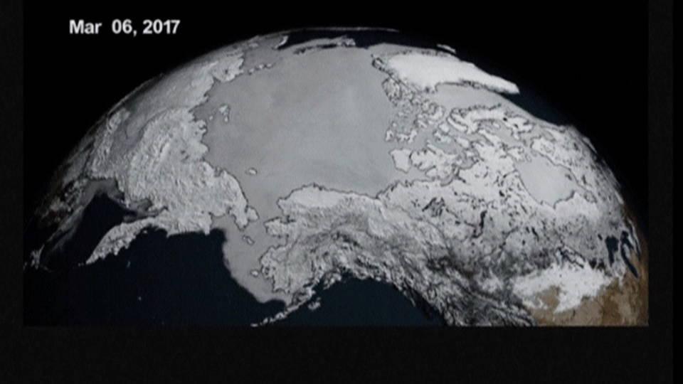 H18 polar ice