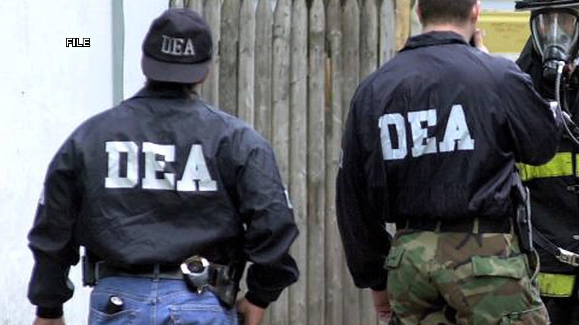Meet 60 Minutes' DEA whistleblower - CBS News