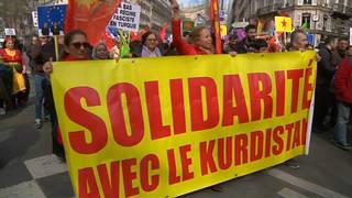 H13 france kurd rally