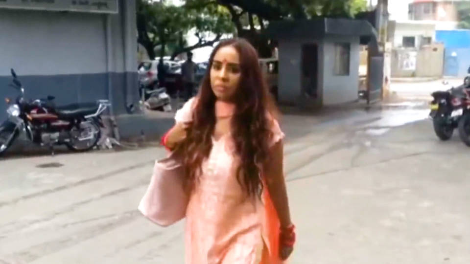 H16 sri reddy me too protest india