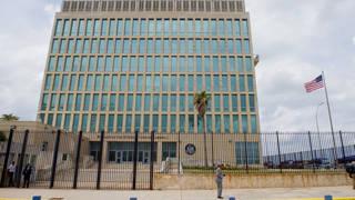 Cuba embassy