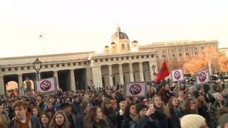 H7 austria protest