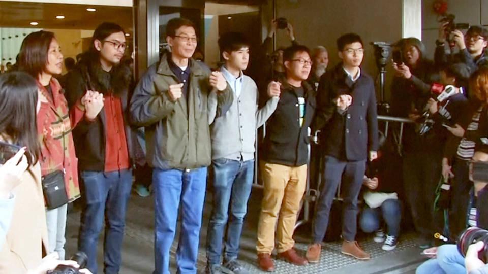 h10 hong kong activists jail
