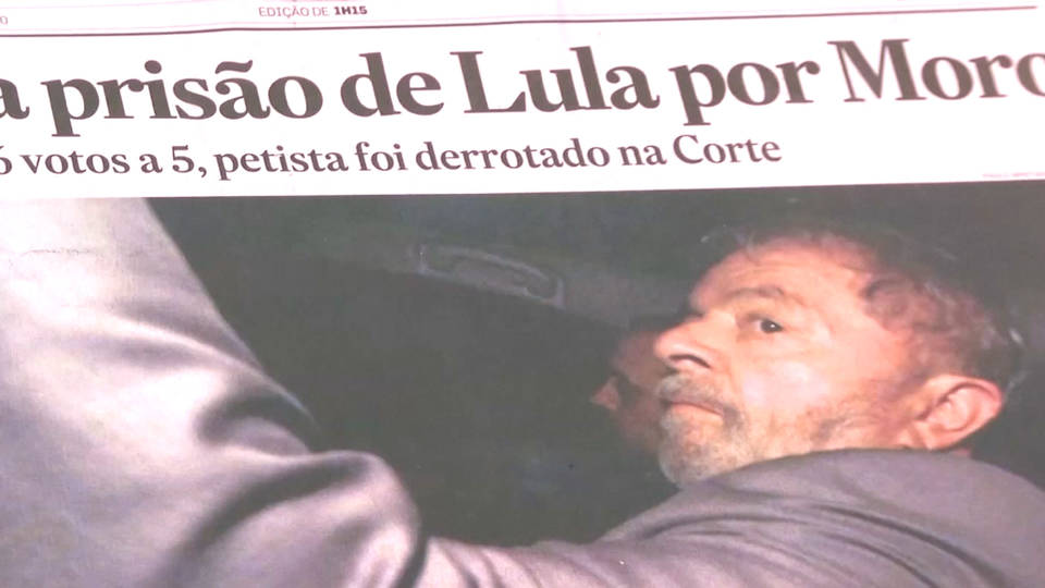 H1 the intercept judge sergio moro prosecutors brazil luiz inacio lula de silva operation car wash leaked cellphone messages