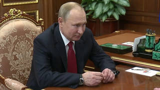 H6 russia government resigns putin power new prime minister medvedev mishustin