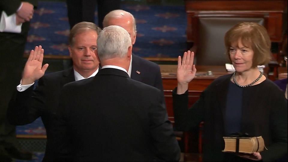 H15 senate sworn