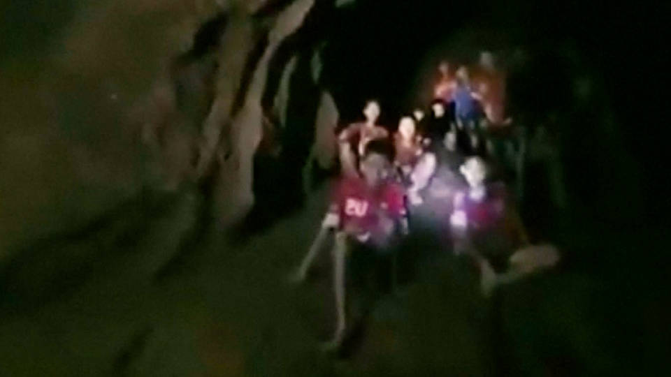 H11 thailand cave rescues continue