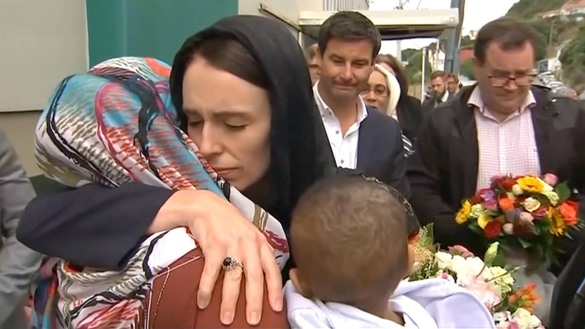 Video Masacre Nueva Zelanda Hd: La Primera Ministra De Nueva Zelanda Reformará Leyes De