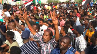 H2 sudan al bashir steps down military overthrow protests