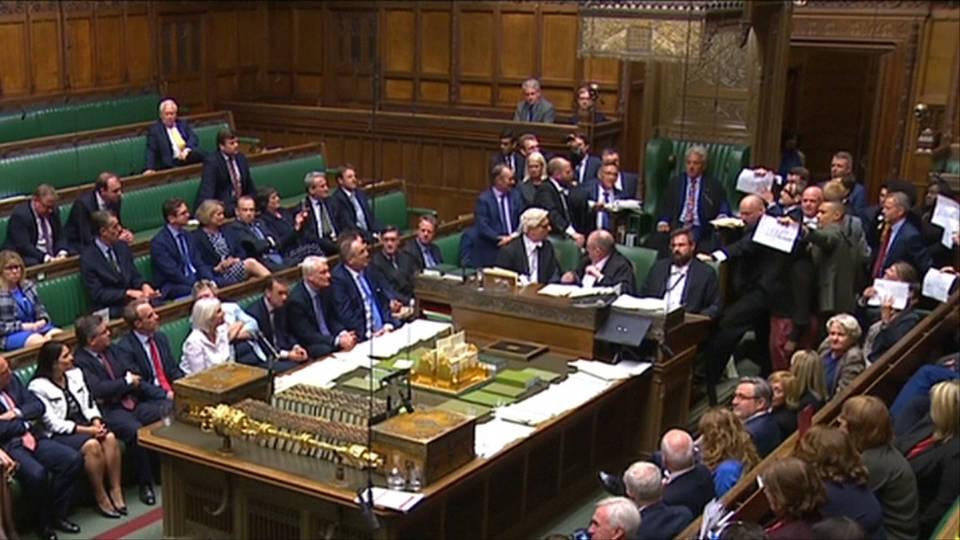 H3 boris johnson dealt blows brexit parliament suspended