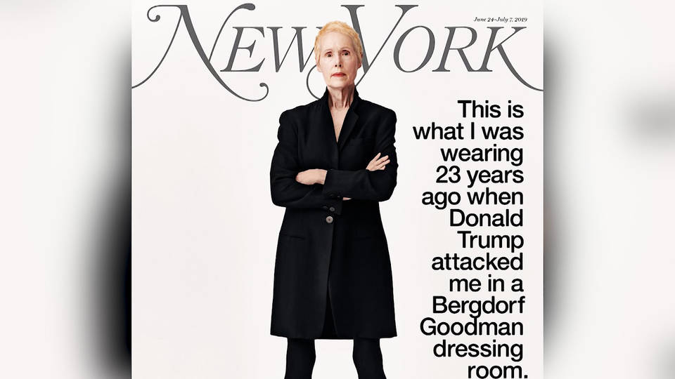 H4 e jean carroll accuses trump raping her sues president defamation bergdorf goodman