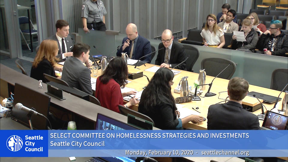 H12 seattle city council bans winter evictions bill