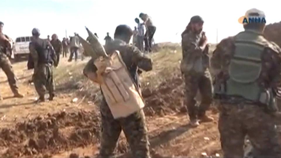 H9 kurdish militia