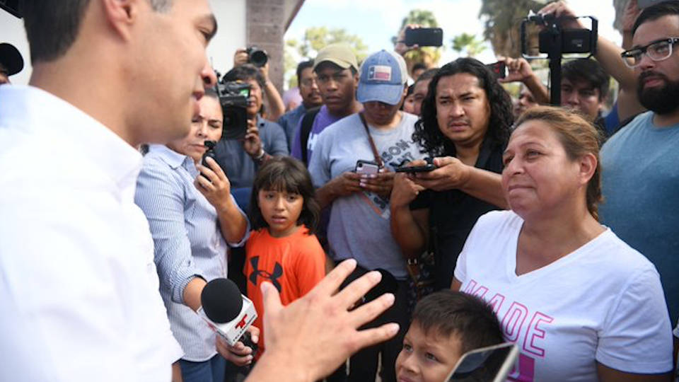 H9 julian castro asylum seekers brownsville texas