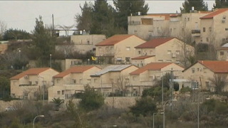 H14 israel settlement