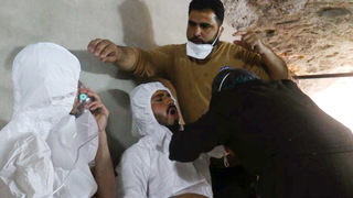H01 syria gas attack
