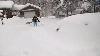 H8 erie pa snow